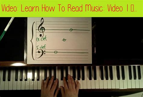 This makes it a lot easier to read chords since a lot of them include the first and eighth of the scale. Learn How To Read Music: Video 1 - Grand Staff Notes - Piano Tutorial (Easy) HdIn this video I ...