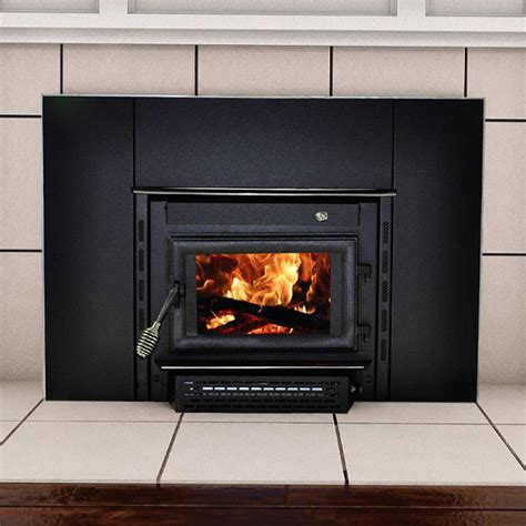 Vogelzang Colonial Wood Burning Fireplace Insert Tr004