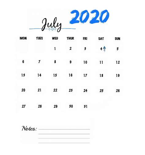 watercolor  calendar printable calendar