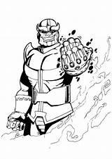 Thanos Coloring Printable Avengers Marvel Lego Fortnite Zum Ausmalbilder Infinity Ausmalen Colorir Sheets Hulk Kolorowanki War Cartoon Desenhos Nachmalen Dzieci sketch template