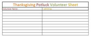 best photos of thanksgiving potluck sign up sheet thanksgiving potluck sign up sheet template