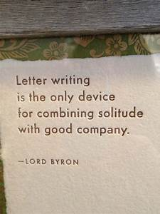 Letter writing ... Pocket Letter Quotes