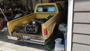 1981 Vw Rabbit Pickup Project Lx Diesel  Rust Free