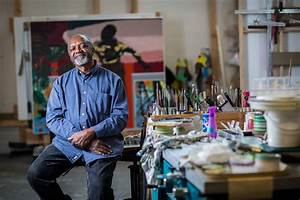 Kerry James Marshall has had quite a year - Chicago Tribune