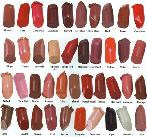 Right Shade Of For My Complexion by And Living Choosing The Right Lipstick For Your