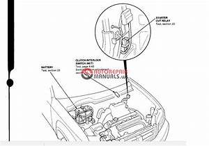 Honda Crv 1997 Service Manual