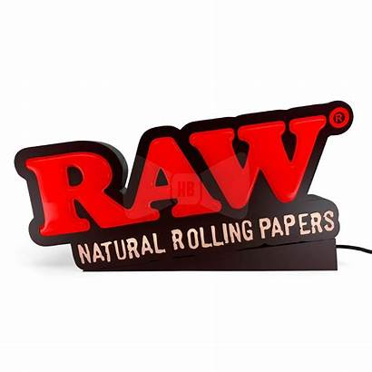 Raw Sign Smoke Stuff Space