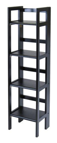 Narrow Black Bookcase by Top 15 Narrow Bookshelf And Bookcase Collection
