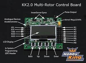 Kk 2 0 Flight Control Board