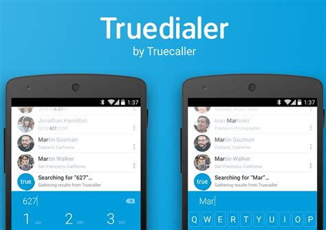 truecaller launches truedialer app for android and windows phone technology news