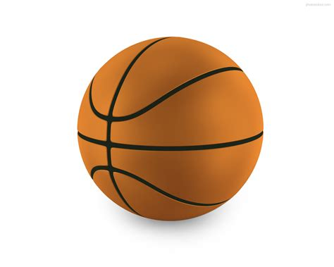 Cartoon Basketball Ball Clip Art