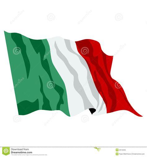 italian flag vector illustration stock italian flag illustartion royalty free stock photo image ital
