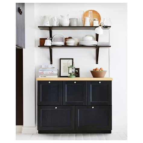 meuble cuisine noir ikea meuble salle de bain ikea noir