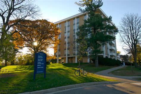 carleton college campus  residence halls