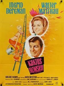Movie Poster.Cactus Flower (1969) - Кактусы