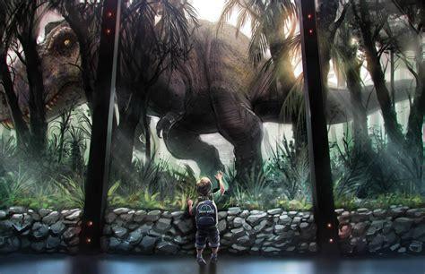 Permalink to Jurassic Fantasy Wallpaper