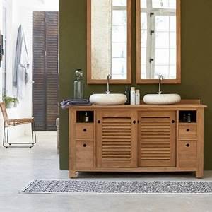 Welches Holz Für Badmöbel : ber ideen zu badunterschrank auf pinterest ~ Michelbontemps.com Haus und Dekorationen