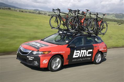 acura tsx sport wagon  official vehicle   bmc