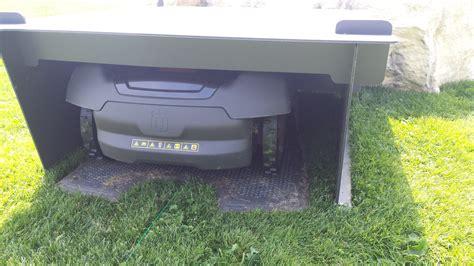 Rasenroboter Gardena Garage by Automower Garage F 252 R Ihren M 228 Hroboter