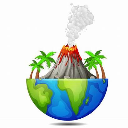 Vulkan Vulkaan Volcano Earth Volcan Erde Vulcano
