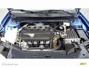 2008 Dodge Avenger Sxt 2 4 Liter Dohc 16