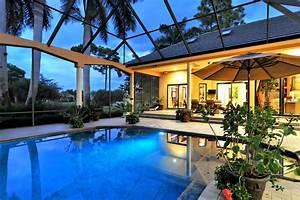 Lanai patio pool tropical with indoor pool pool umbrella