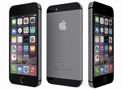 Se Iphone Space Apple Gray 3d Phone