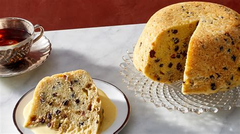 spotted dick   cozy british dessert