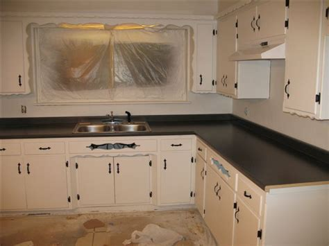 Painting Kitchen Cabinets   Painting & Finish Work