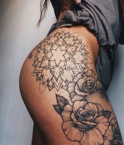 hip tattoos  tumblr