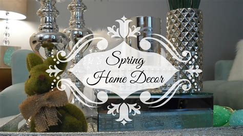 Spring Home Decor-youtube