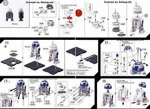 1  12 R2-d2  U0026 R5-d4 English Manual  U0026 Color Guide