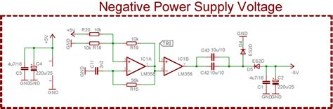 Negative Voltage Power Supply Charge Pump Download