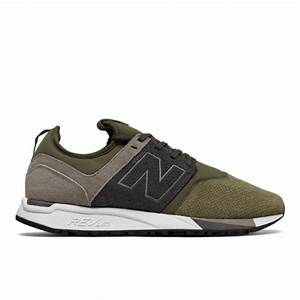 New Balance 247 Luxe Men's Sport Style Shoes - Military