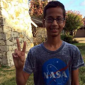 Ahmed Mohamed On His Newfound Fame: 'I Didn't Think People ...