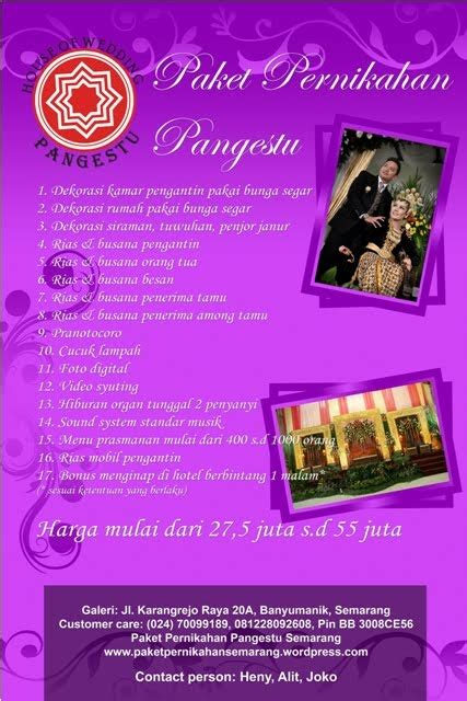 house  wedding pangestu