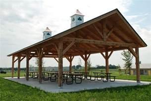 Park Pavilion Plans