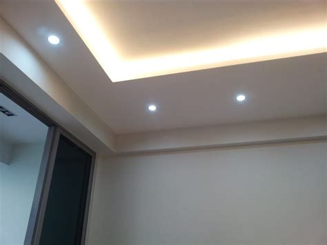 lighting holders false ceilings l box partitions