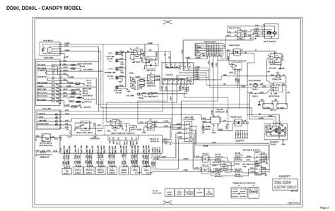 Doosan Electrical Hydraulic Schematics Manual Pdf