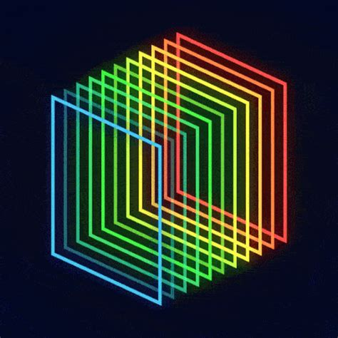 colorful gif colorful retro geometric gif shared by amyjames
