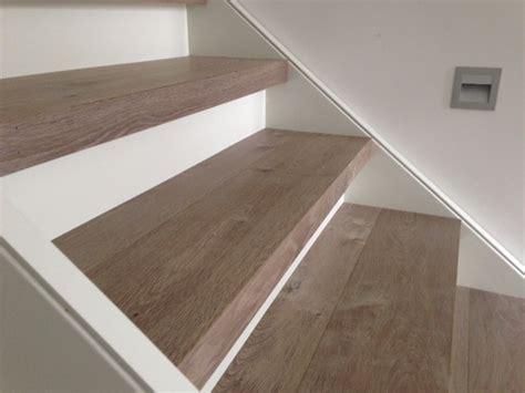 renovatie van trap trap renovatie de hoog klussen