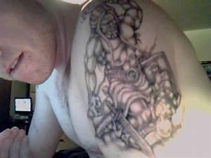 Samson Tattoo