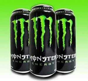 Monster Energy Drink: Secretly Promoting 666- The Mark of ...