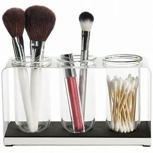 Bathroom, Counter, Organizer, In, Cosmetic, Organizers