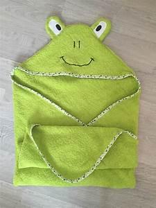 Sortie De Bain Enfant : tuto cape sortie de bain grenouille les bricoles d 39 anne c ~ Teatrodelosmanantiales.com Idées de Décoration