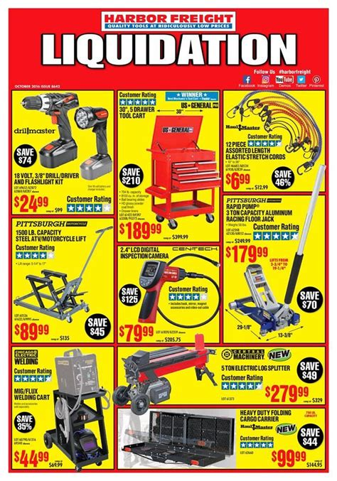 17 Best Ideas About Harbor Freight Tools On Pinterest