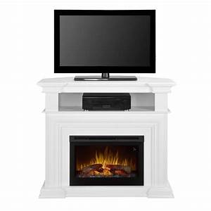 "48.25"" Colleen Wall or Corner Electric Fireplace Media ..."