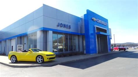 Jones Chevrolet Richland Center by Jones Chevrolet Buick Inc Car Dealership In Richland