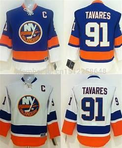 High Quality Youths New York Islanders Jerseys #91 John ...
