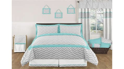 Peach And Turquoise Bedding, Gray And Teal Bedding Grey